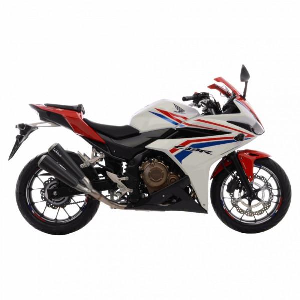 LeoVince GP Duals Honda CB 500 F - CBR 500 R ´16