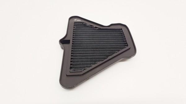 Sprintfilter für Kawasaki ZX10R Ninja + ABS Bj. 2011-2014, Sportluftfilter Polyester-Copy