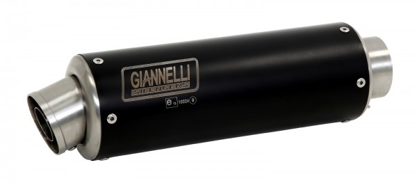 Giannelli X-PRO Edelstahl schwarz Husqvarna Svartpilen 401 20-