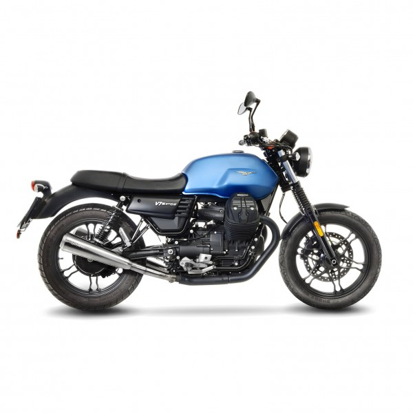 LeoVince Classic Racer Moto Guzzi V7 III / STONE / SPECIAL / ANNIVERSARIO 17-18