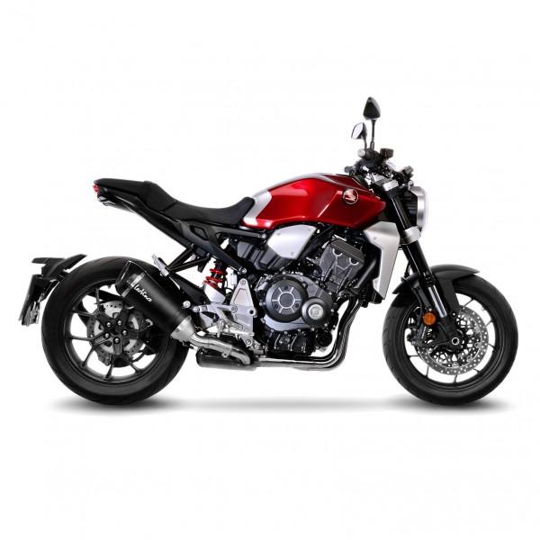 LeoVince Endschalldämpfer Factory S Carbon für Honda CB 1000 R 18