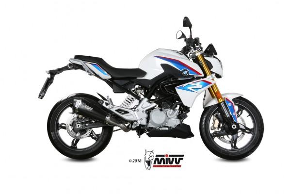 MIVV Delta Race Black BMW G 310 R 2018 >