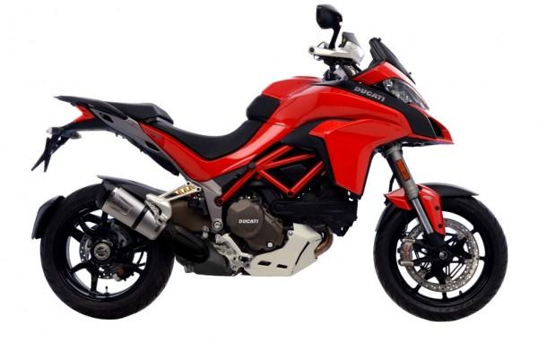 LeoVince Factory S Ducati Multistrada 1200S D/Air ´15/16