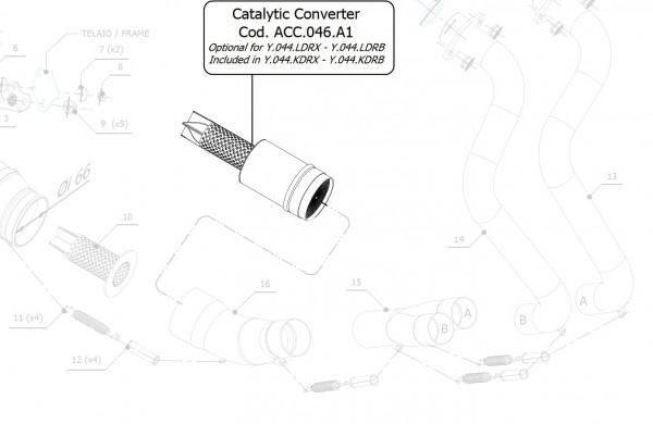 ACC.046.A1-MIVV Nachrüstkatalysator Euro 4
