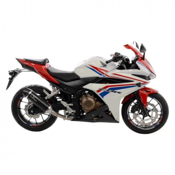 LeoVince LV Nero Honda CB 500 F ´16 - CBR 500 R ´16